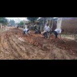 हलचल इंडिया न्यूज़ चैनल द्वारा सुनी गई ग्रामीणों की समस्या